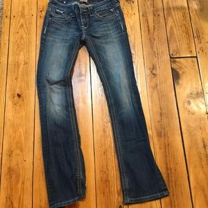 Rerock for Express size 2 jeans